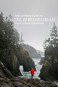 This is the ultimate guide to Samuel H Boardman State Scenic Corridor! It's a breathtaking place to visit and definitely worth going out of your way. Oregon Road Trip, Oregon Travel, Travel Usa, Road Trips, Canada Travel, Boardman State Park, Yellowstone National Park, National Parks, America