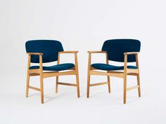 Set of Eight Danish Dining Chairs | From a unique collection of antique and modern dining room chairs at https://www.1stdibs.com/furniture/seating/dining-room-chairs/