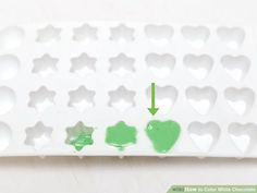 How to Color White Chocolate