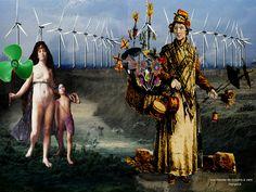 ©Margarita García Alonso -Oficios perdidos, forgotten trades in Europe, Le petits métiers disparus, creaciones digitales, 2012