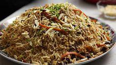 Afghan lamb pilaf (Kabuli pulao) recipe : SBS Food