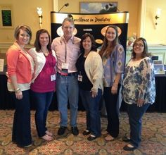 Dr. Tommy and Kelly Oppenheim and the Oppenheim Center Team recently attended the Excellence in Dentistry dental seminar in Destin, Fla.
