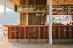 Corfú beach club