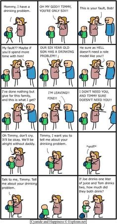 Funny pictures about A Complicated Drinking Problem. Oh, and cool pics about A Complicated Drinking Problem. Also, A Complicated Drinking Problem photos. Funny Posts, Funny Shit, The Funny, Freaking Hilarious, Funny Stuff, That's Hilarious, Awesome Stuff, Funny Things, Cyanide And Happiness Comics
