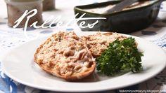 Laskominy od Maryny: Rillettes No Salt Recipes, Waffles, Appetizers, Bread, Breakfast, Food, Morning Coffee, Appetizer, Brot