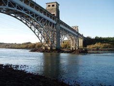 Britannia Bridge, Anglesey