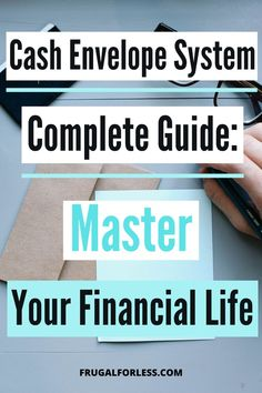 With the help of our guide, you'll learn how to master your financial life through disciplined budgeting, money management, and expert money saving tips. Using a cash system isn't nearly as difficult as it may sound! Take control of your finances today! Best Money Saving Tips, Money Tips, Saving Money, Single Mom Jobs, Survey Sites That Pay, Cash Envelope System, Cash Envelopes, Managing Your Money, Budgeting Tips