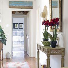 Warm wood hallway | Hallway designs, Woods and Hall