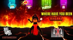 """""""Where Have You Been"""" by Rihanna will be on Just Dance 2014!"""