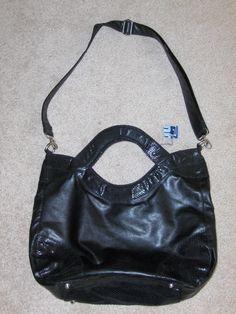 be8a380b105 Aldo Purse Bucket Purse Black Handbags