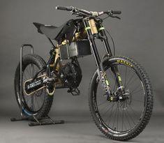 Gold Twin Anello Motorcycle Handlebar Grips Bike Scooter Trike Quad Custom