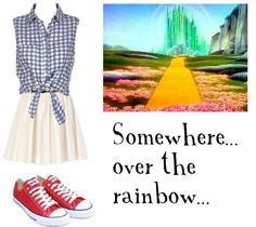 Hipsters on Broadway Dorothy from the Wizard of Oz Made By Olivia