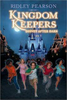 Kingdom Keepers Series