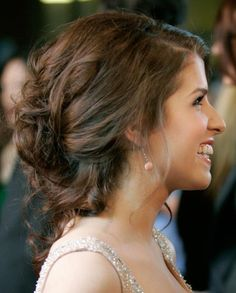 Should You Try a Casual Prom Updo This Year?: Anna Kendrick