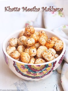 khatta meetha makhana recipe tangy makhana perfect to snack.khatta meetha makhana recipe how to make. Roasted Makhana Recipe, Snack Recipes, Cooking Recipes, High Protein Snacks, Durga Puja, Roasting Pan, Chutney, Indian Wear, Starters