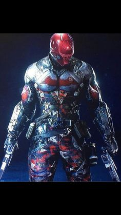 Red hood/arkham knight