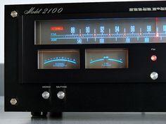 Marantz 2100 Stereo Tuner by oldsansui, via Flickr