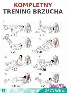 Kompletny trening brzucha (may)