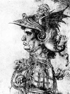 Leonardo da Vinci Drawings