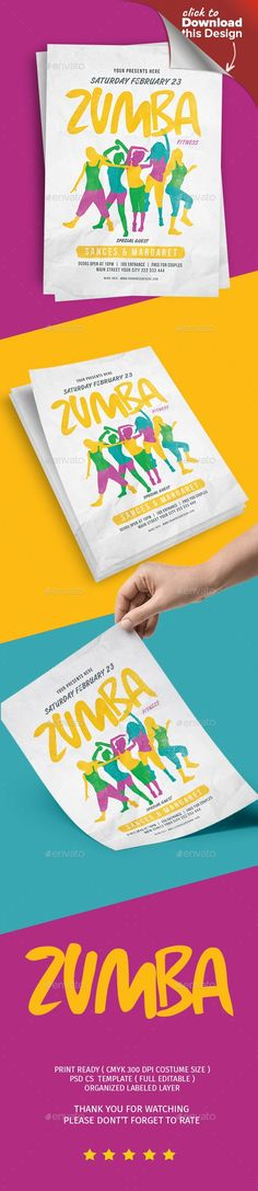 zumba dance poster - Google Search zoomba Pinterest Dance posters - best of sample invitation letter for zumba