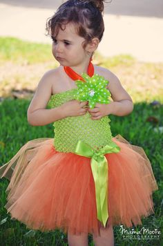3PC Pumpkin patch Costume 01.2.3.4.5t by RoseGardenBridal on Etsy