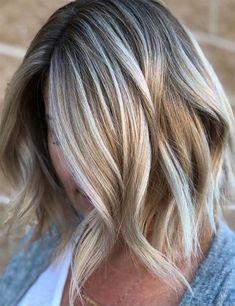 ❤️ blonde highlights for brunette hair