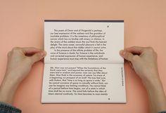 hacer unas paginitas aparte para la sinopsis escribirla apaisado  gu — Graphic Design Studio