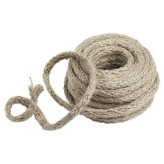 Off White Wired Jute Twine - 9 Yards Jute Twine, Biodegradable Products, Yards, Off White, Burlap, Delicate, Wire, Special Events, Crafting