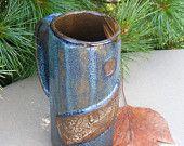 Water Dragon Stoneware Stein Tankard