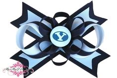 Nora has another bow from this seller that I LOVE!  Any BYU friends want to join my order?