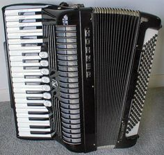 Hohner Thirty -MGS Accordion, How much is this worth?? I have one for sale!!!