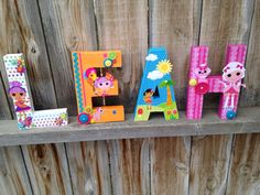 Custom Handmade LaLaLoopsy Themed Bedroom by TheLittleThingsHouse, $12.00