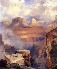 Grand Canyon by Thomas Moran