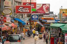 Stanley Market, Hong Kong - Designer Goods for Less
