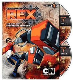 Daryl Sabara & Grey DeLisle & John Fang-Generator Rex, Vol. 1