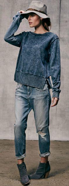 ultimate boyfriend jeans