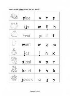 School Posters, Preschool Worksheets, Pre School, Kids Learning, Homeschool, Letters, How To Plan, Stage, Infant Activities