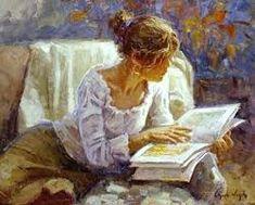 Reading, by Ricardo Cejudo Nogales