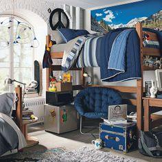 *Дизайн и декор* - Детали: комнаты для мальчиков