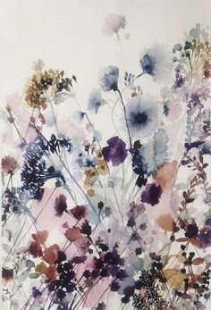 Learn The Basic Watercolor Painting Techniques For Beginners – Ideas And Projects Learn The Basic Acrylic Painting Techniques for…Acrylic Painting Tutorial on How to Paint Basic…Help! My Watercolor is Very Easy Watercolor Painting Ideas For Beginners Watercolor Painting Techniques, Easy Watercolor, Watercolor Flowers, Painting & Drawing, Drawing Flowers, Watercolor Design, Floral Drawing, Painting Flowers, Watercolor Clouds