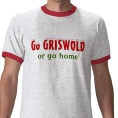 christmas shirt - griswold
