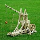 Trebuchet (working) Model Step By Step Free Plans And Instructions