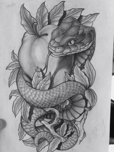 Japanese Tattoo Designs I By Jack Mosher Aka Horimouja」の画像検索結果 Snake Drawing, Snake Art, Diy Tattoo, Japanese Tattoo Designs, Tattoo Designs Men, Japanese Snake Tattoo, Japanese Tattoo Women, Tattoo Sketches, Tattoo Drawings