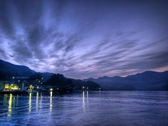 """""""sapphire1707:  HDR  Before sunrise Mikiura Mie-Ken Japan by kangoology on Flickr.  """""""
