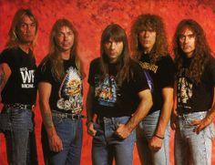 Iron Maiden | NPFTD | 1990