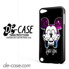 Mickey Disney DEAL-7185 Apple Phonecase Cover For Ipod Touch 5
