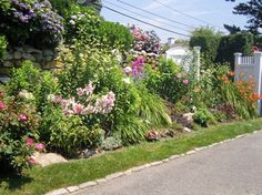 cape cod landscaping - Google Search