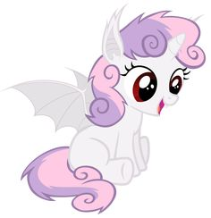 My Little Pony Friendship is Magic owned by Hasbro Made in Inkscape Cute Sweetiebat Mlp Cutie Marks, Rainbow Rocks, Rainbow Dash, Scooby Doo Mystery Incorporated, The Dark Knight Trilogy, Sweetie Belle, Best Cartoons Ever, Mlp Comics, Vampire Girls