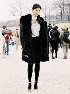 Meet the Jacket Chiara Ferragni, Olivia Palermo, and More Are Loving via @WhoWhatWear