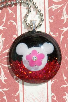 Mickey Mouse Necklace $10.00